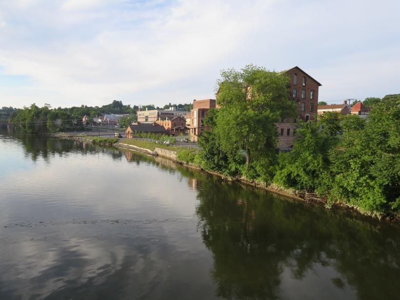 Catskill, NY has great potential for development on the Catskill Creek