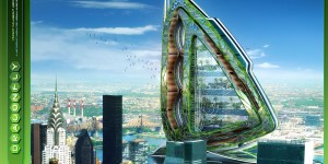 And people think the cost of living in the city is expensive now. (Image from Vincent Callebaut Architectures)